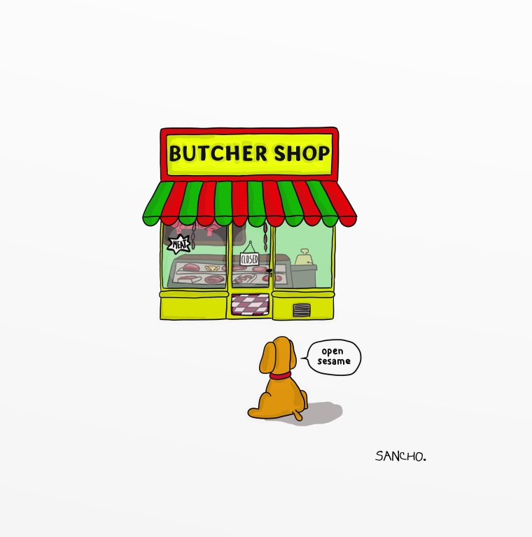 butcher-shop