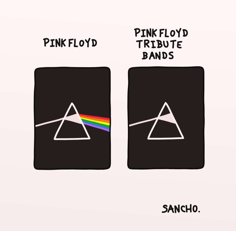 Pink Floyd Tribute bands