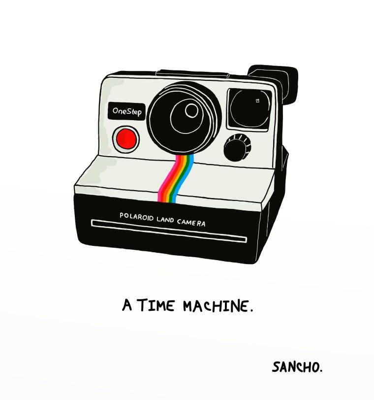 A timemachine