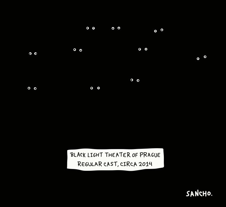BLACK LIGHT THEATER