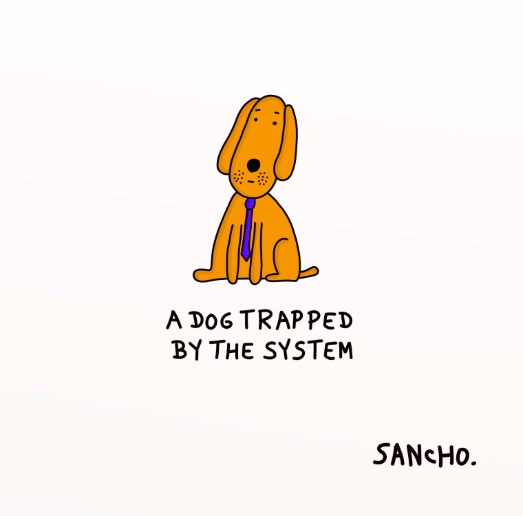 DogTRAPPED