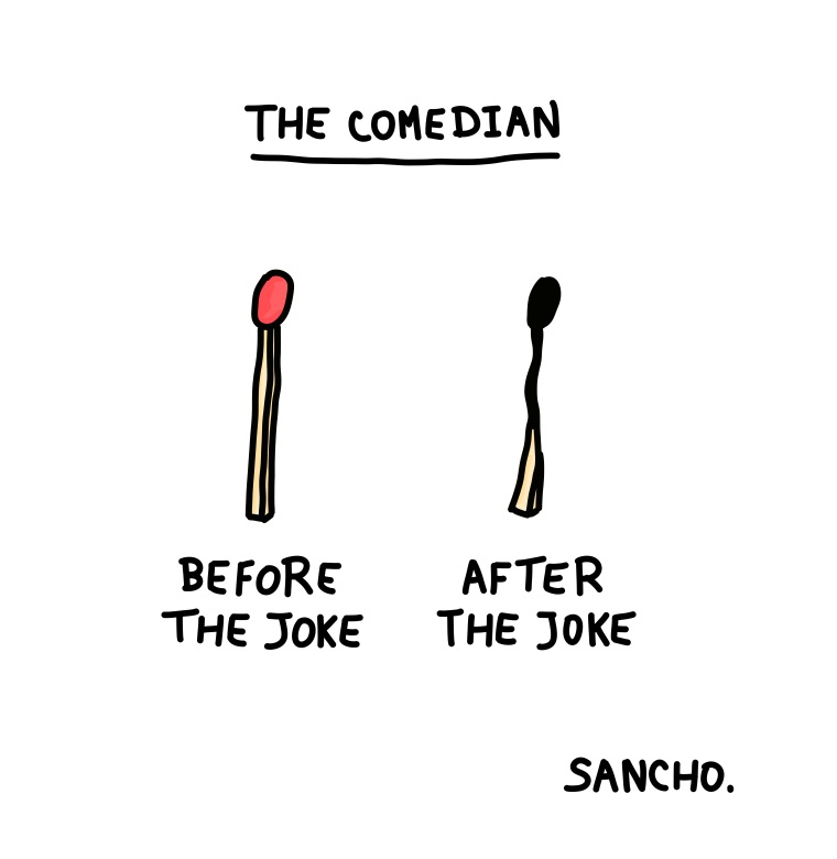 THECOMEDIAN