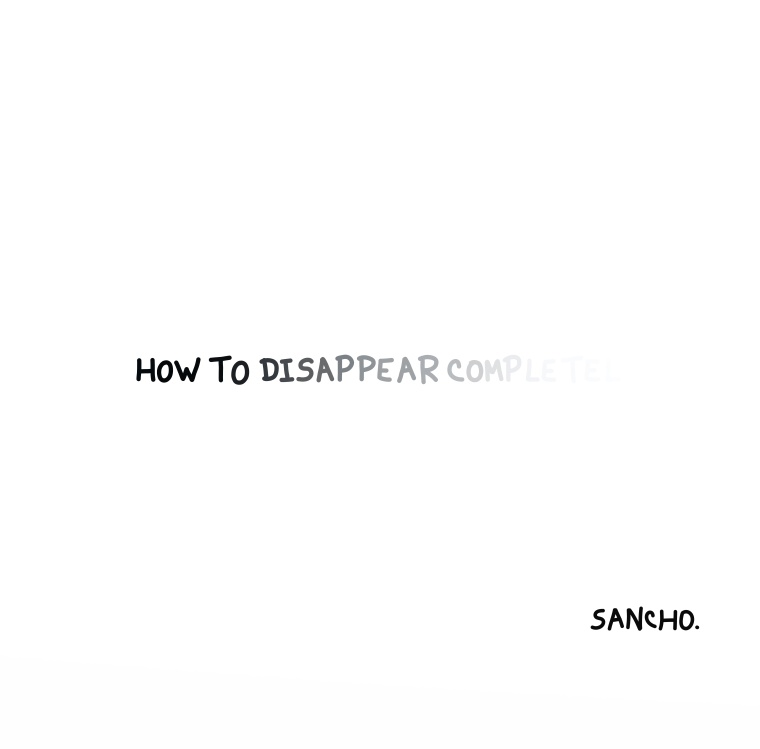 HOWTODESAPPAEAR