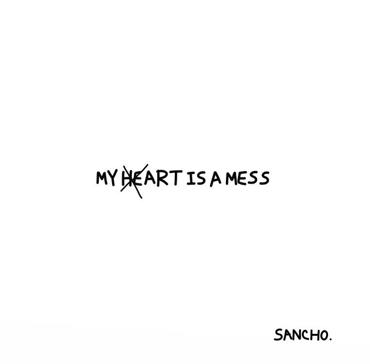 MYHEARTISAMESS