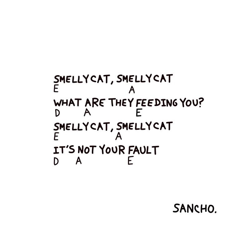 smellycat